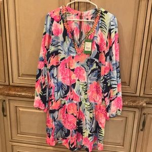 NWT Lilly Pulitzer Arielle Romper